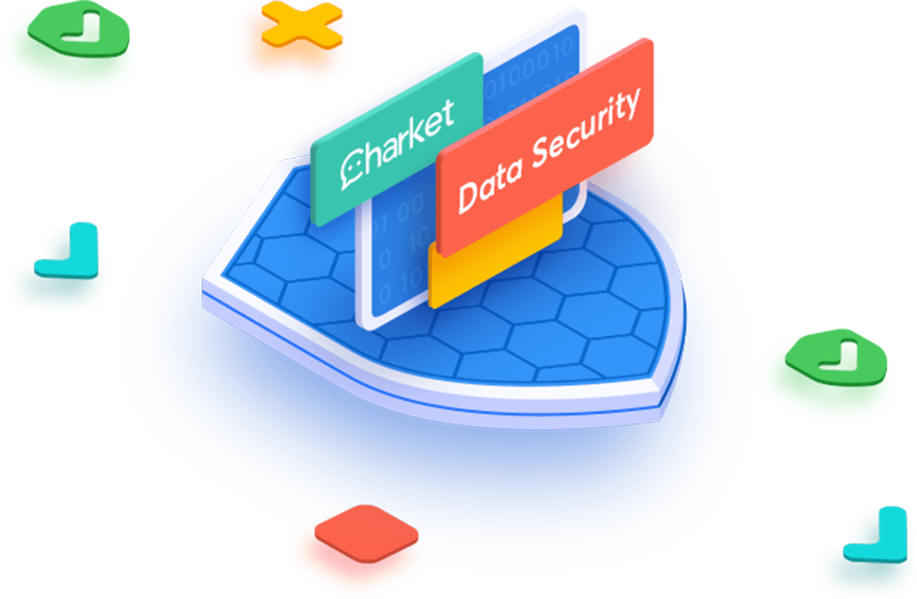 Charket<br/> Data Security